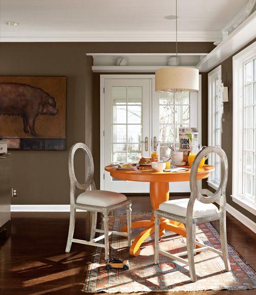 Kansas Colonial Home - House of Jade Interiors Blog