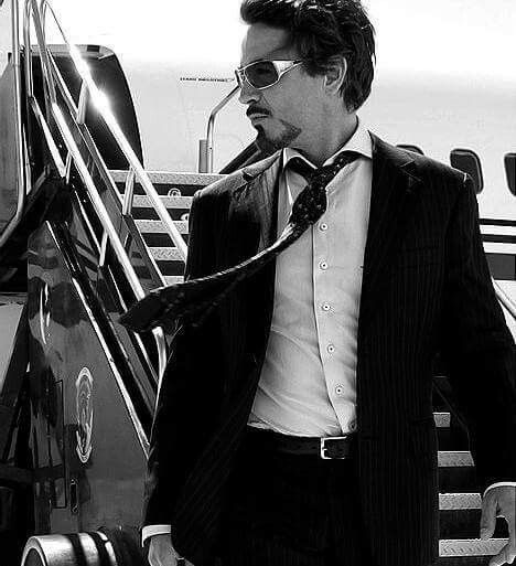 Robert Downey Jr official Facebook
