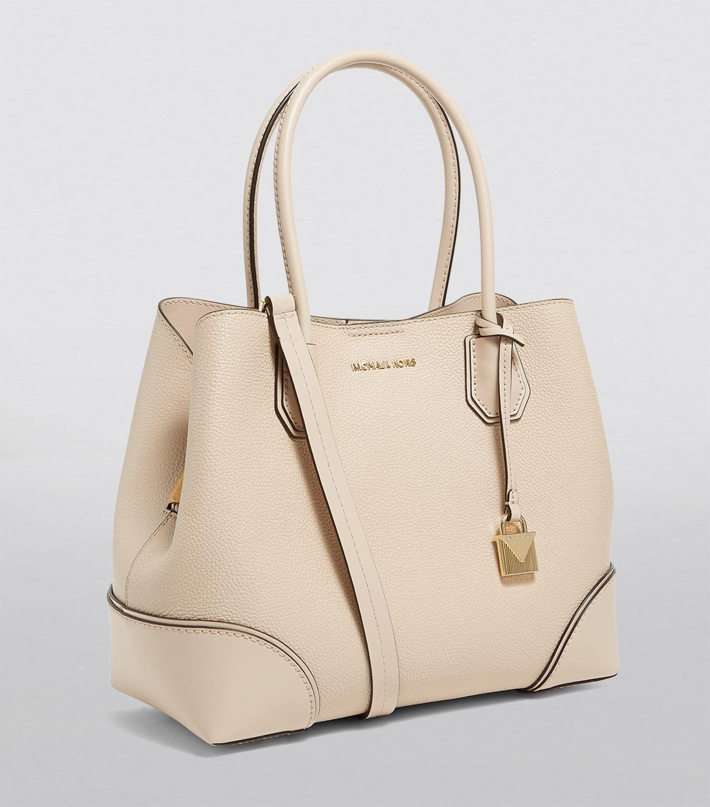 8519ce22d888 Michael Michael Kors Medium Leather Mercer Gallery Bag #AD , #sponsored,  #Medium, #Kors, #Michael, #Leather, #Bag