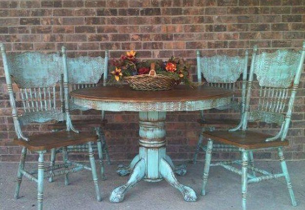 12 Diy Shabby Chic Furniture Ideas With Images Shabby Chic Chairs Shabby Chic Kitchen Table Shabby Chic Furniture