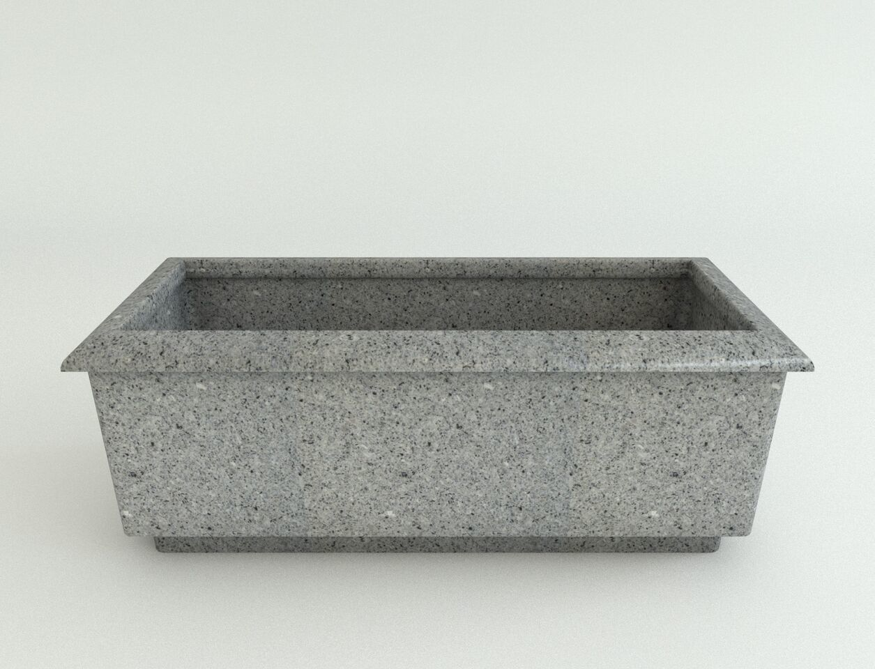 Roma Rectangular Planter Box