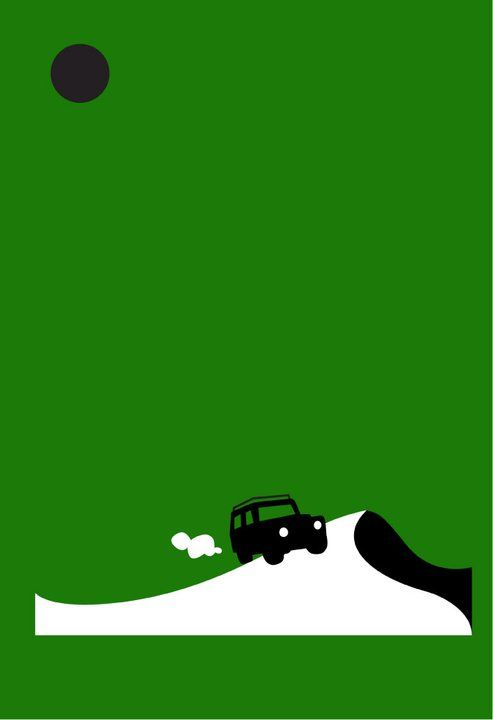 Print made for Land Rover enthusiast. #LandRover