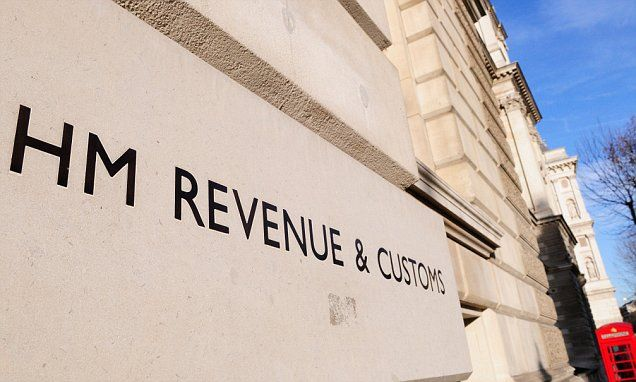 Thousands 'stuck on wrong tax rate because HMRC can't answer phones' HM Revenue and Customs answered only half of calls during the first half of 2015 – leaving millions seeking advice on their tax affairs unable to get through. It also managed to answer just 39 per cent of calls within five minutes last year.