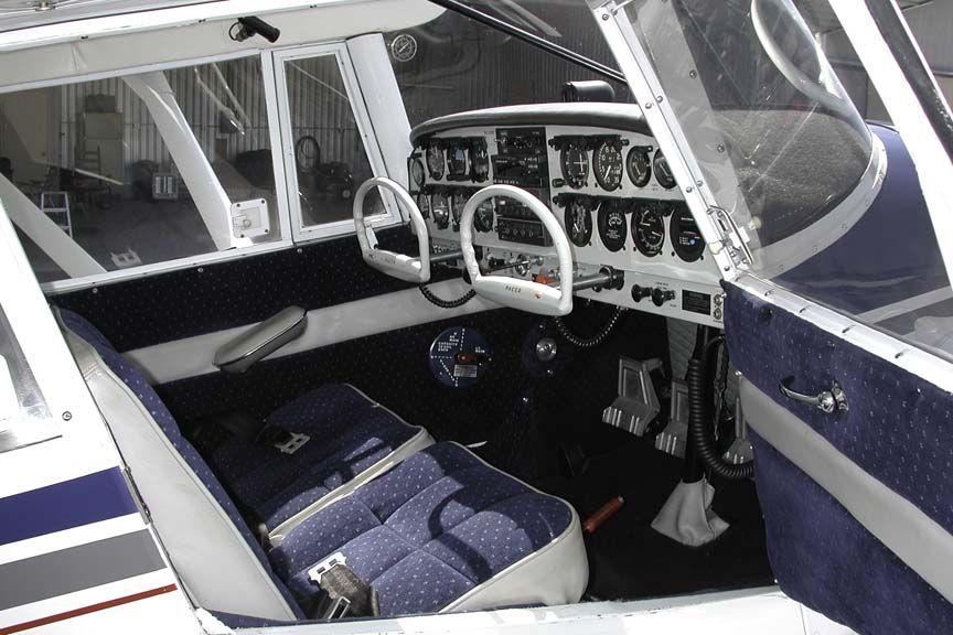1953 Piper PA 22/20-150