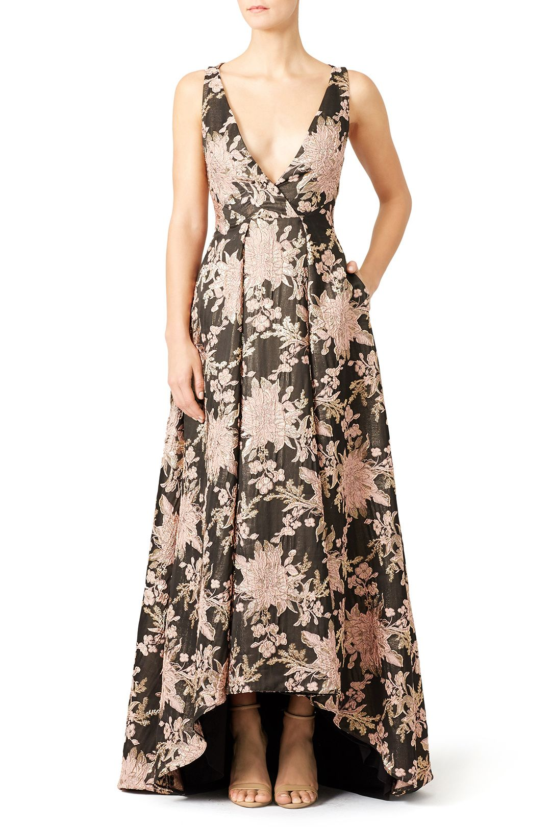 Fl Erfly Gown By Badgley Mischka For 95 105 Only At The Runway