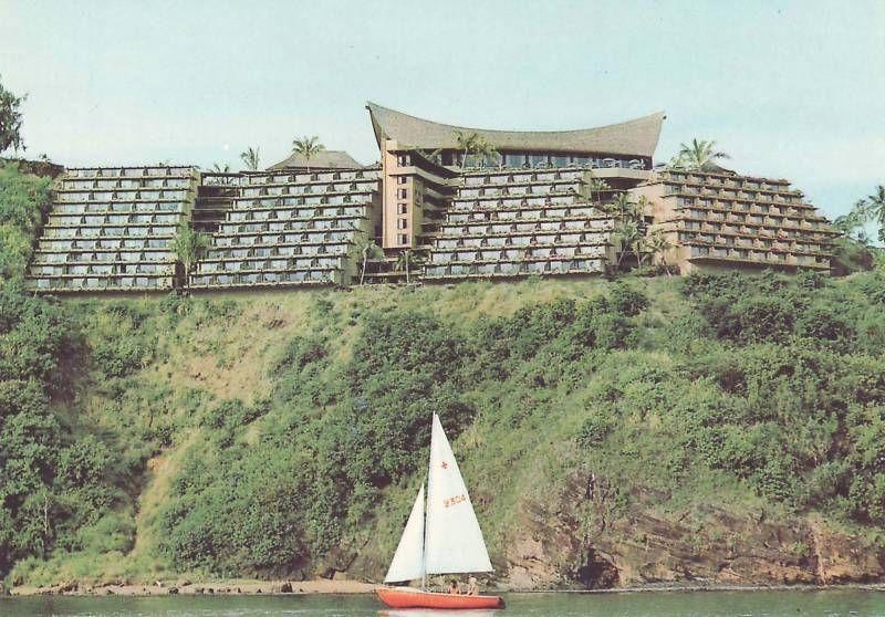 Now and Then Abandoned Resorts   Hyatt Regency Tahiti (abandoned ...