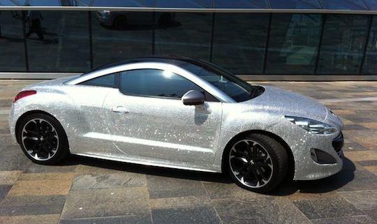 Le Top 10… des voitures les plus « bling-bling » ! | Greenlux Car