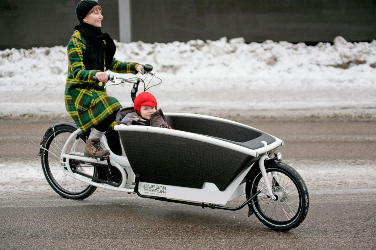 Quot Family Quot By Urban Arrow Bikes Trikes Etc