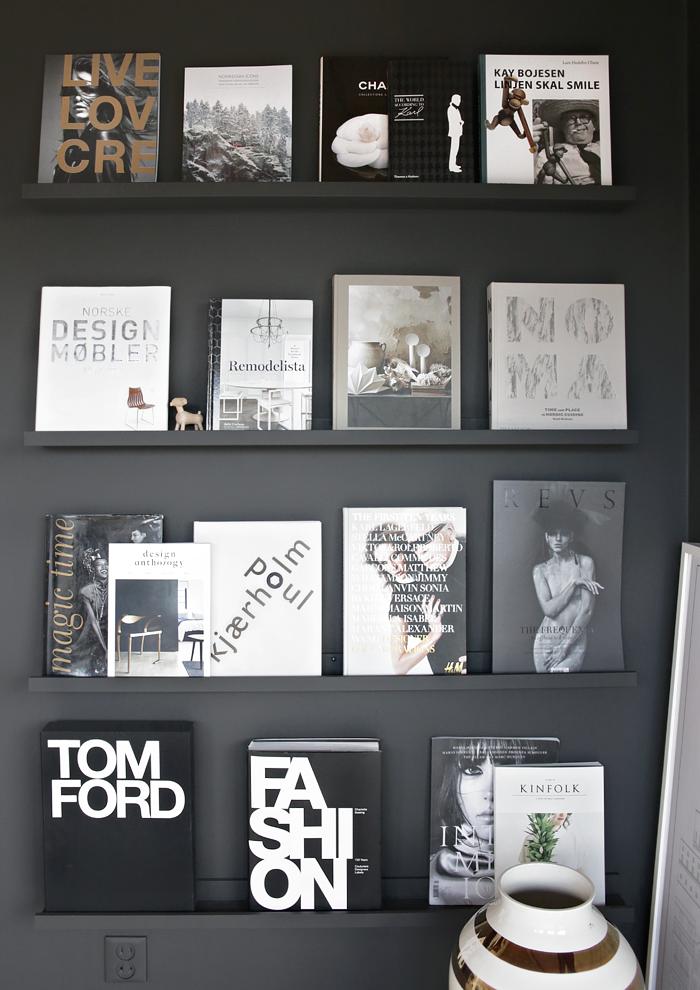 7 creatieve manieren om je boeken op te bergen - Roomed