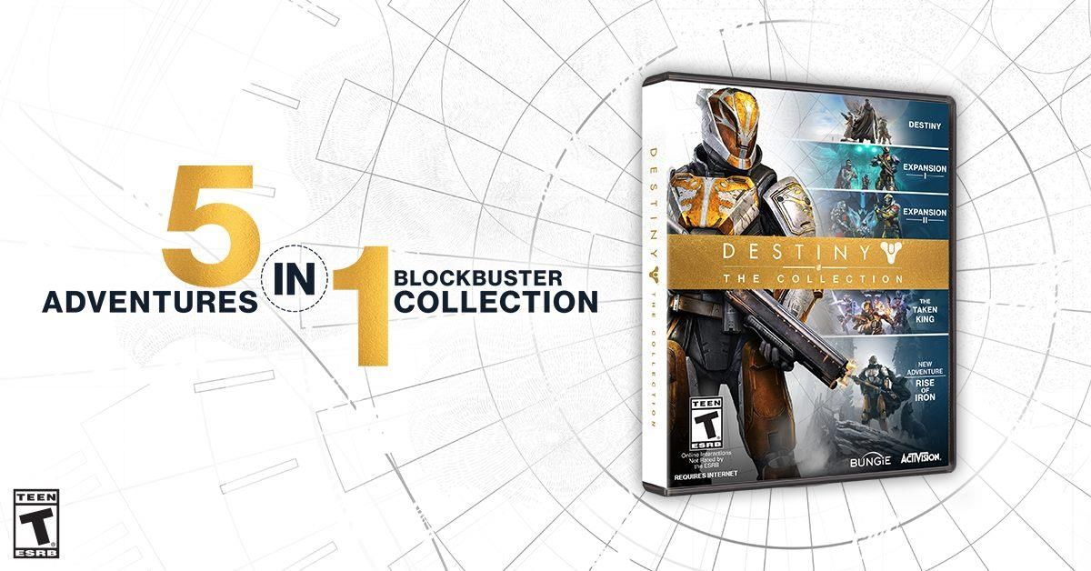 Find great deals for Destiny - The Collection at select retailers today!