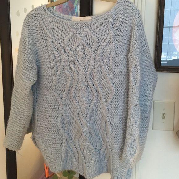 Zara sweater | Zara sweater, Sweaters