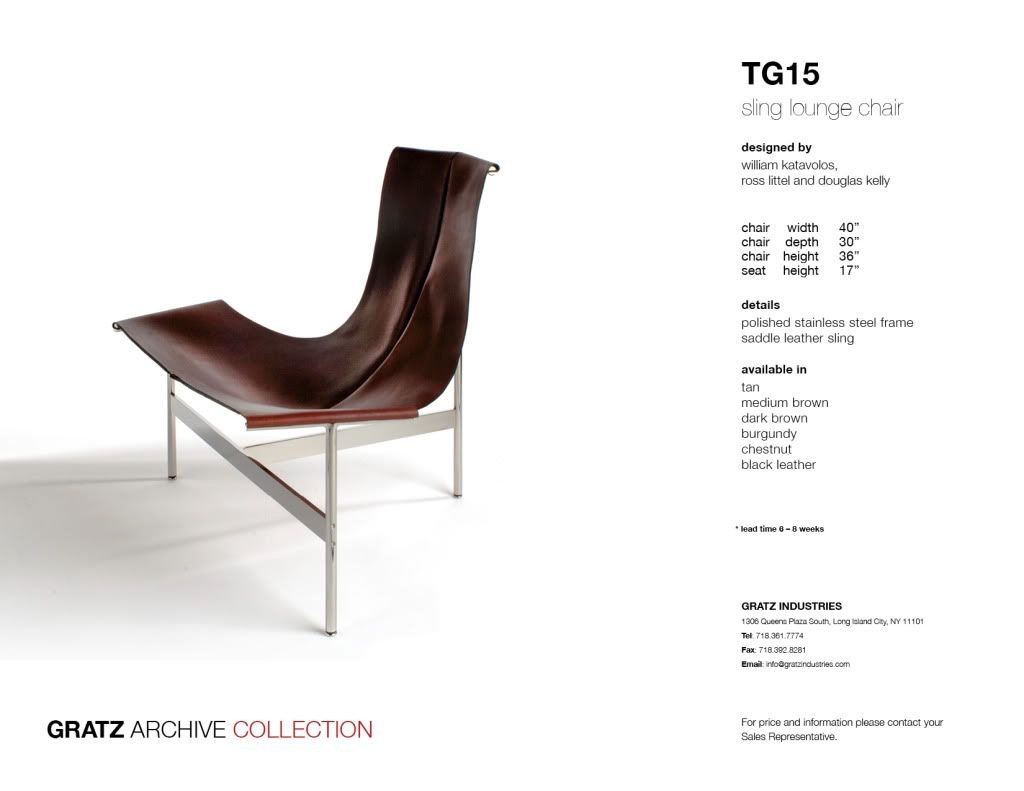 Tg15 Sling Lounge Chair Specs Page Template Stationary Chairs