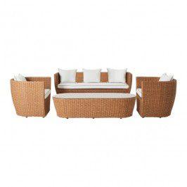 Stół I Krzesła Ogrodowe Drewniane Meble Ogrodowe