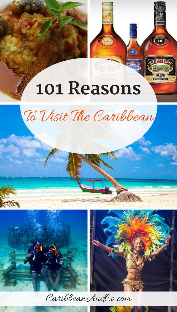 101 Reasons to Visit the Caribbean Barbados travel, Cuba