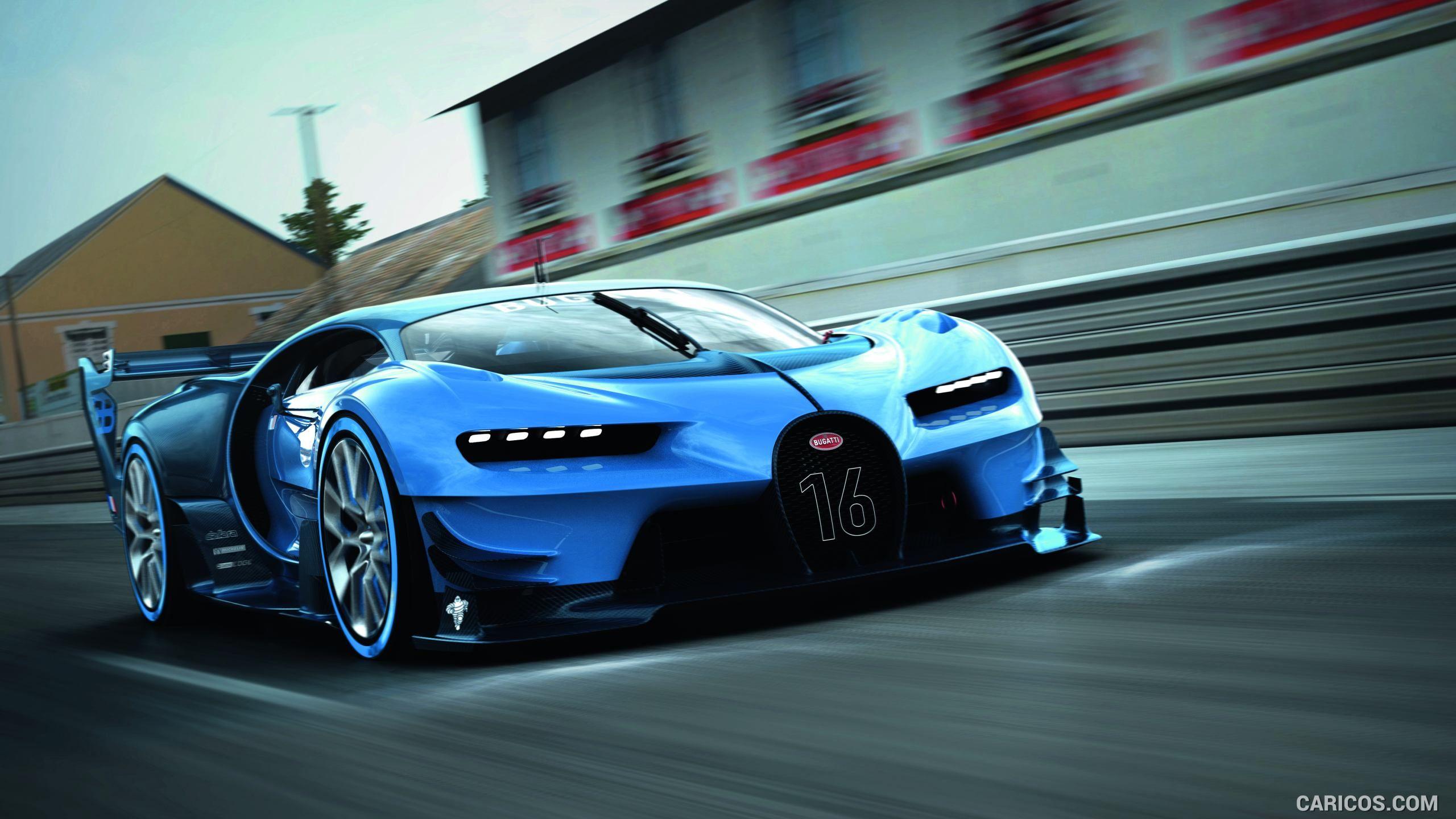 Caricos Bugatti Vision Gran Turismo Concept 2015 Link 68 Fotos Bugatti Cars Super Cars Bugatti