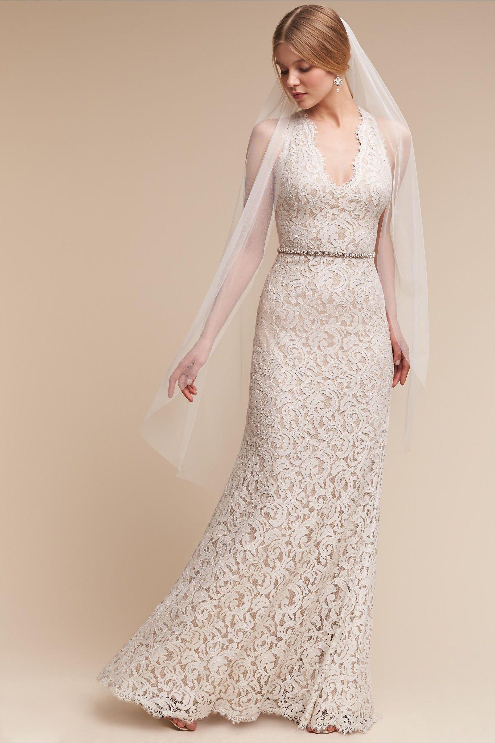 BHLDN Cheyenne Gown in Bride Wedding Dresses Gowns Under $1000 ...