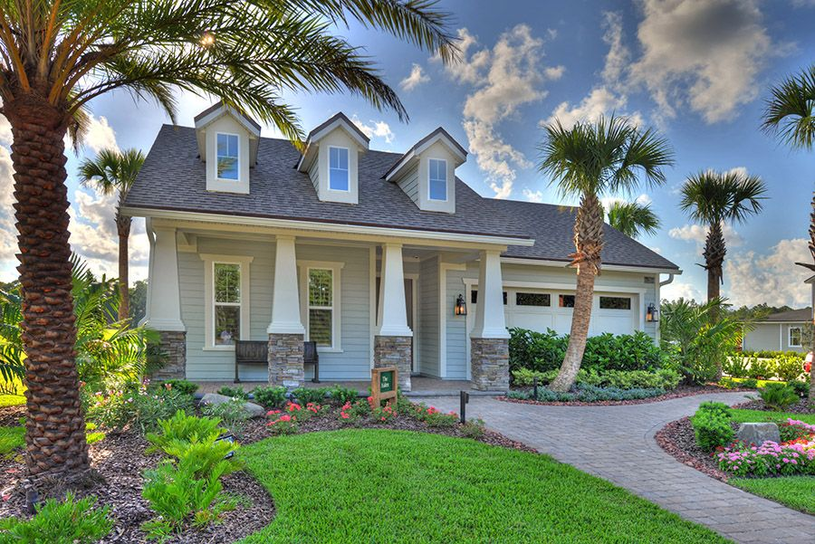 The Aiden, a model home in The Settlement at Nocatee in
