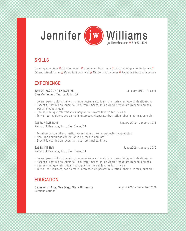 Customized+Resume+The+Visionary+by+LittleMissMBA+on+Etsy