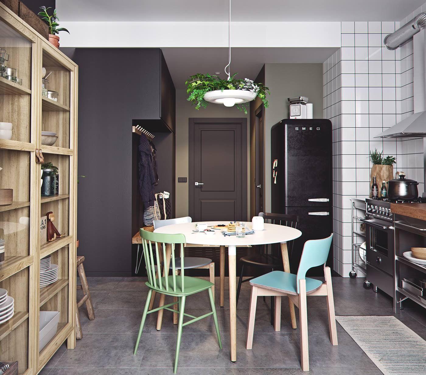 Explore Dark Interiors Scandinavian Interiors and more