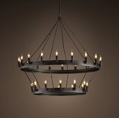 Large Round Candle Chandelier Google Search Iron Chandeliers Candle Chandelier Round Candle Chandelier