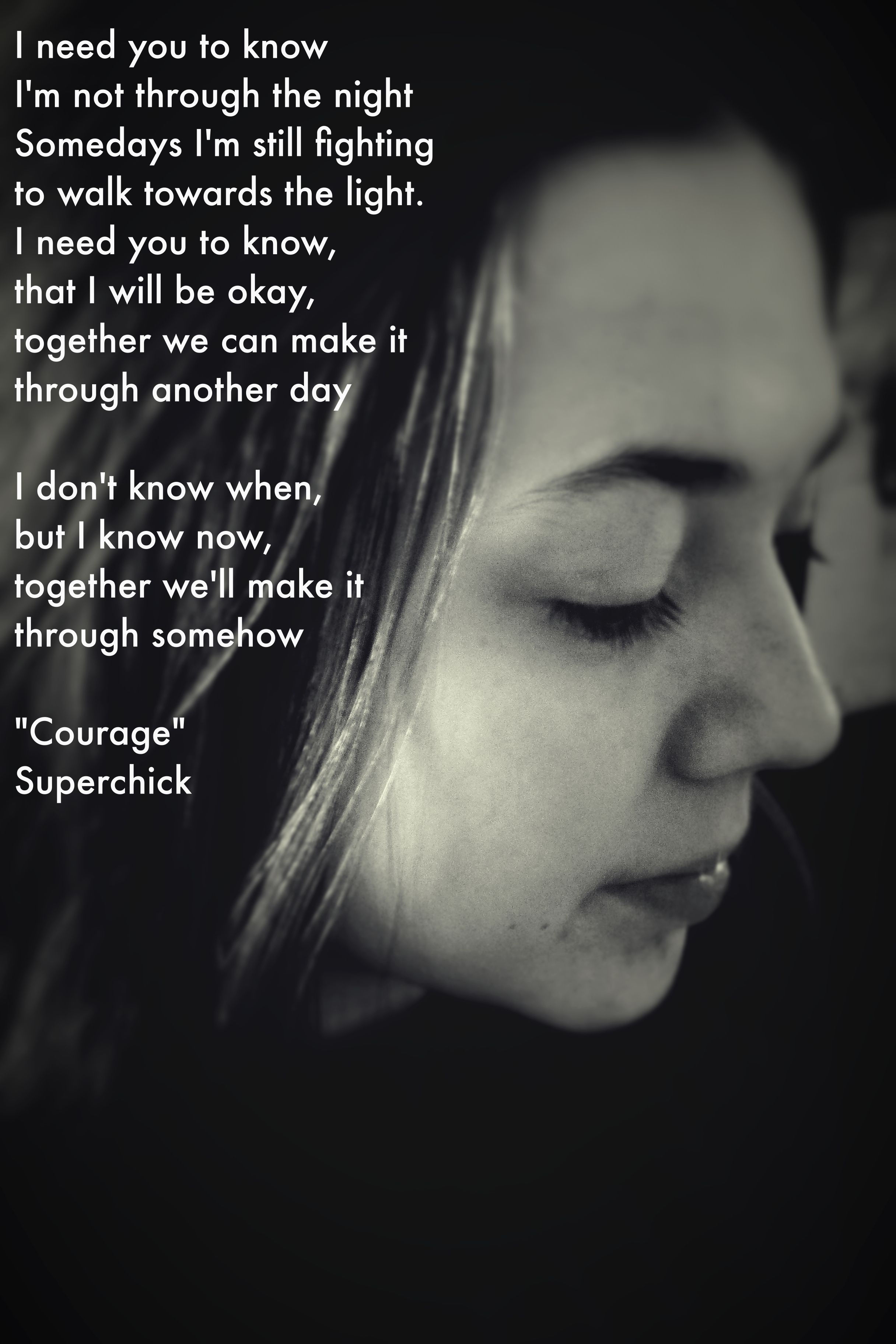 courage superchick