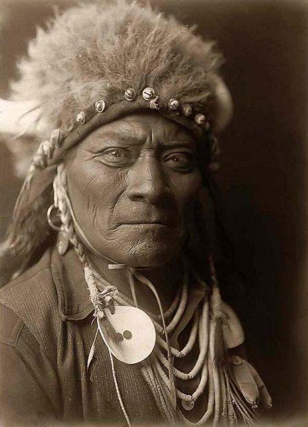 Indianer Piercing