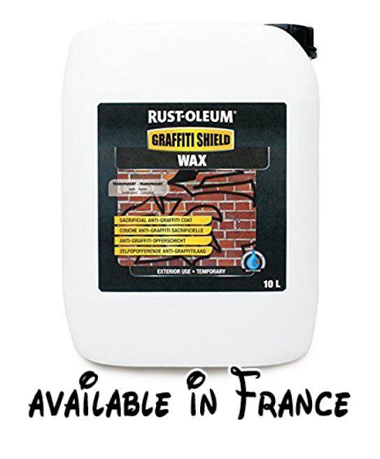 B074MHWZWP  Rust-Oleum 5710110Shield Revêtement de cire Anode anti