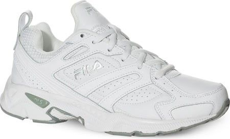 Fila Women's Capture. White WhiteProductsMetallicRunning ...