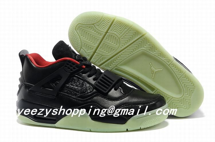 nike air jordan 4 yeezy revelation
