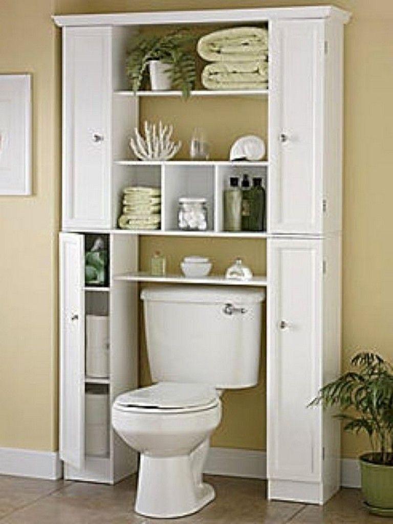 40 Stunning Bathroom Organization Ideas Page 15 Of 41 Diy Bathroom Storage Small Bathroom Storage Bathroom Storage