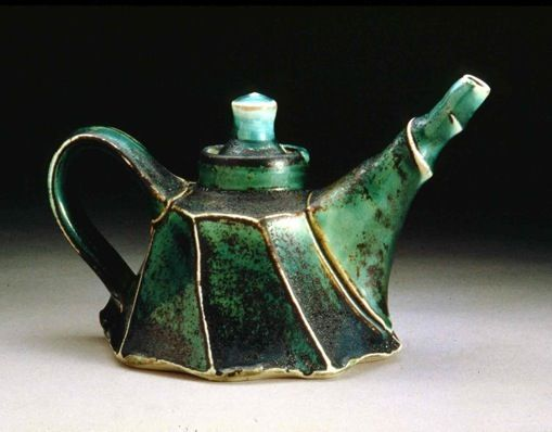 Teapot by Gay Smith