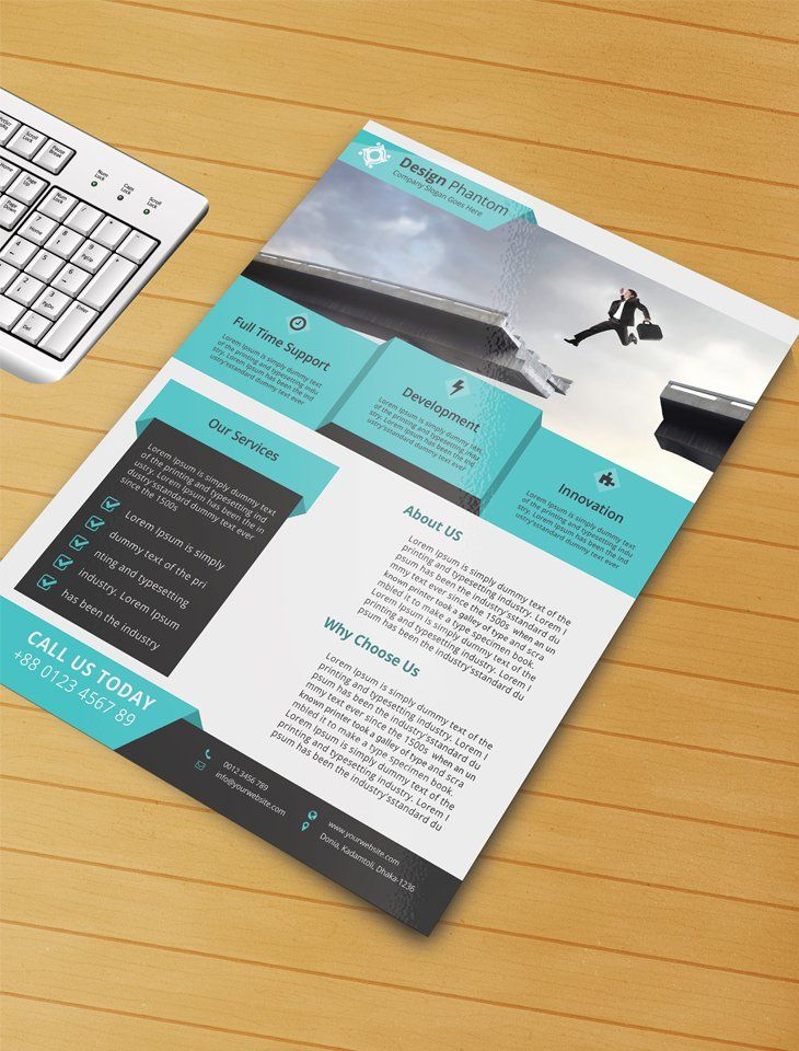 Business flyer template psd marketing pinterest flyer template business flyer template psd flashek Choice Image