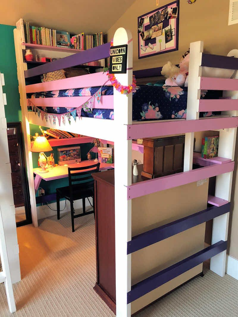Girls Loft Beds image by Girls loft