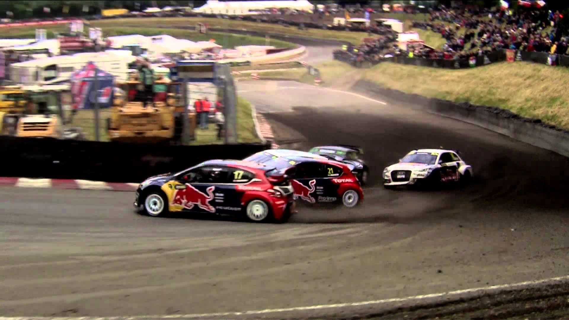 LOHEAC RX - SUPERCAR H2 R1 - FIA WORLD RALLYCROSS CHAMPIONSHIP ...