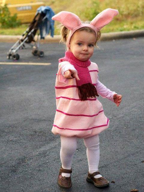 Earlewood 2011 Trunk or Treat - Great DIY Kids Halloween Costume Ideas  (Piglet) 9443af1f13be
