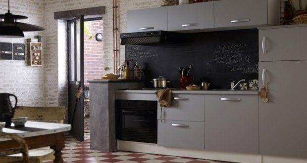 Aménagement petite cuisine  12 idées de cuisine ouverte Cuisine