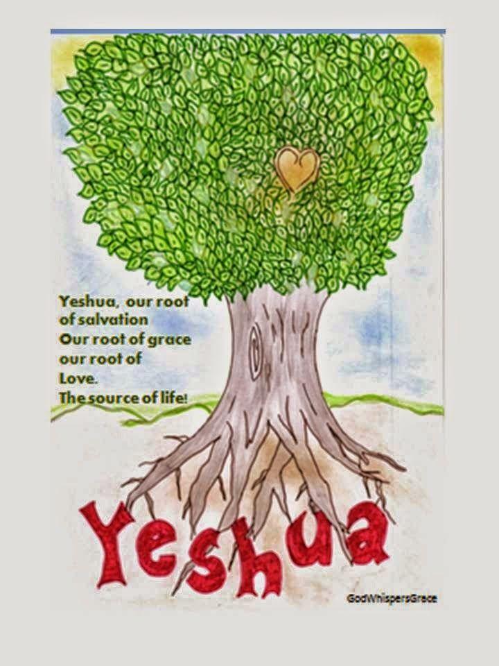 """Yeshua HaMashiach: """"Menkää kaikkialle maailmaan ja julistakaa evankeliumia kaikille luoduille. : JEWISH OF ROOTS"""