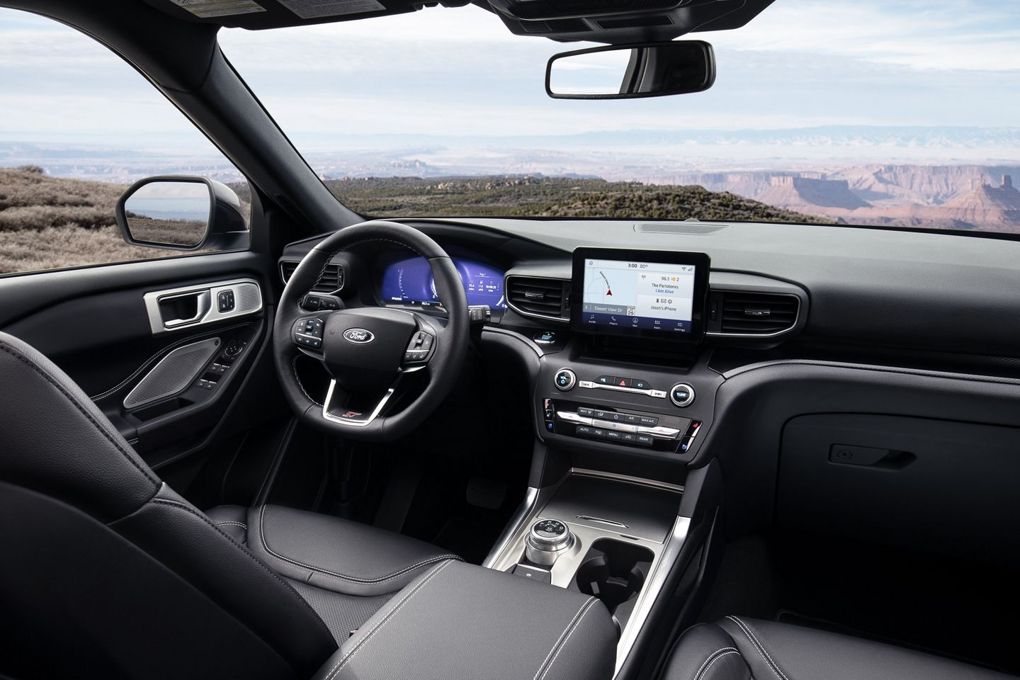 Introducing The All New 2020 Ford Explorer Redesigned From Top To Bottom Check Out The Spacious 7 Pa In 2020 2020 Ford Explorer Ford Explorer Interior Ford Explorer