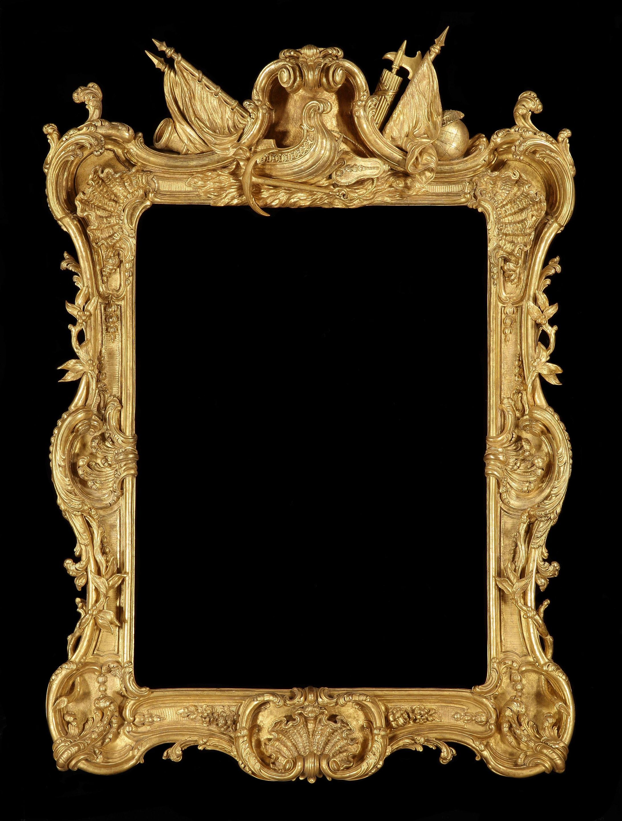 Large 20th Century Silver Photo Frame Dated London 1904