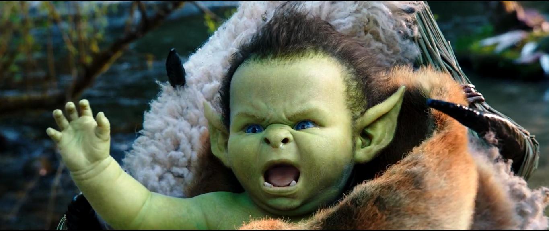 Go El Thrall Warcraft 2016 Warcraft Movie Warcraft 2016