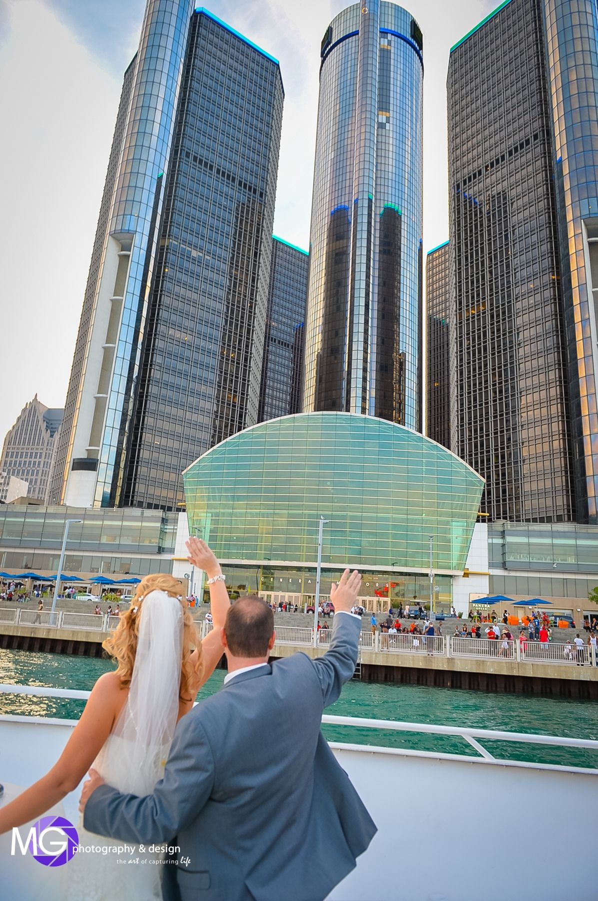Wedding Venue In Detroit Michigan Infintiy & Ovation