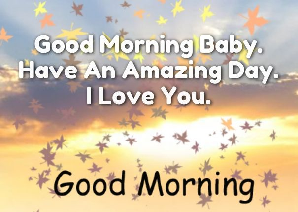 Good Morning I Love You Quotes For Her beautiful good ...