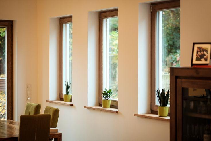 Fensterbank Holz