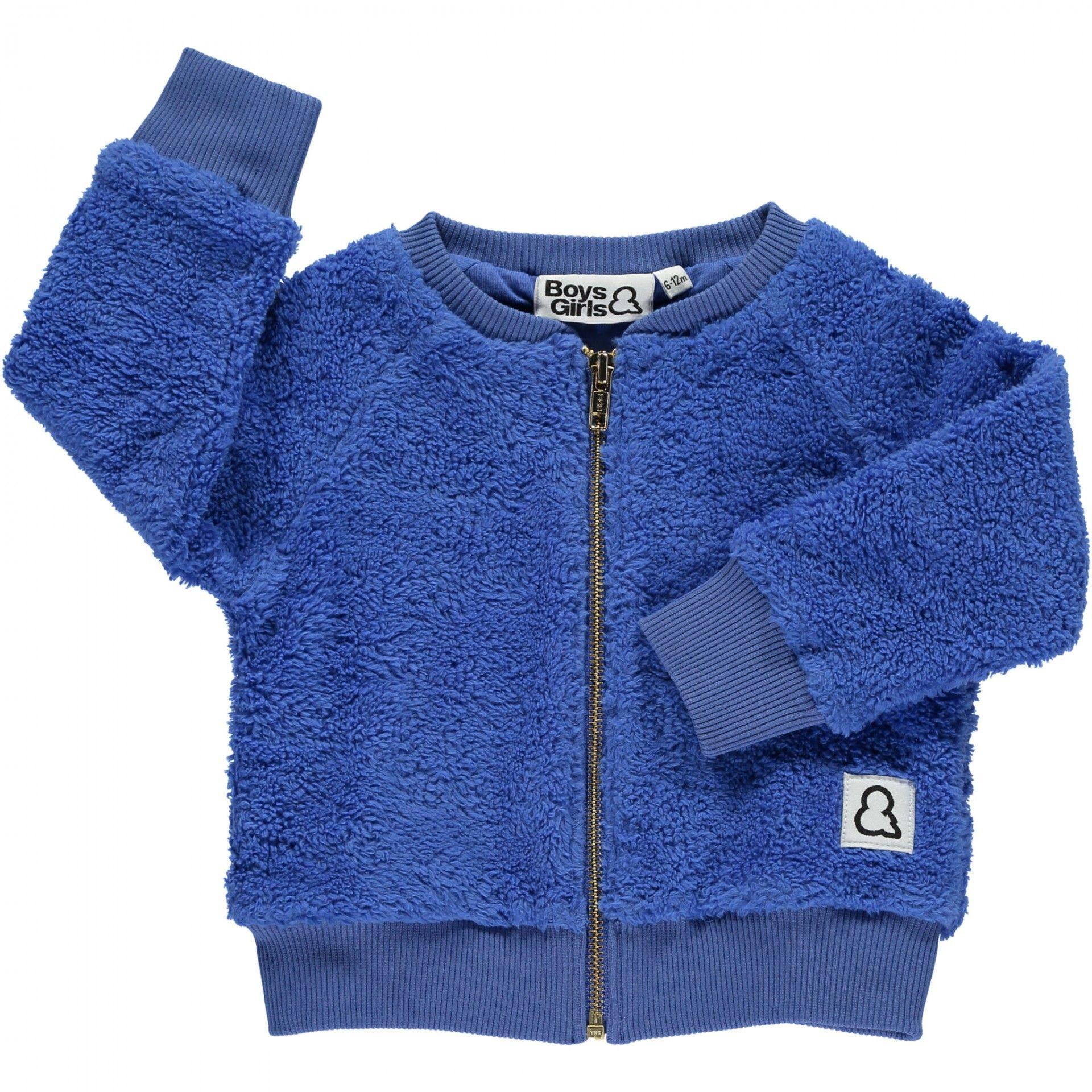 5ae60abecff Οργανική ζακέτα Boys & Girls - Sherpa   Boys&Girls - Παιδικά ρούχα ...