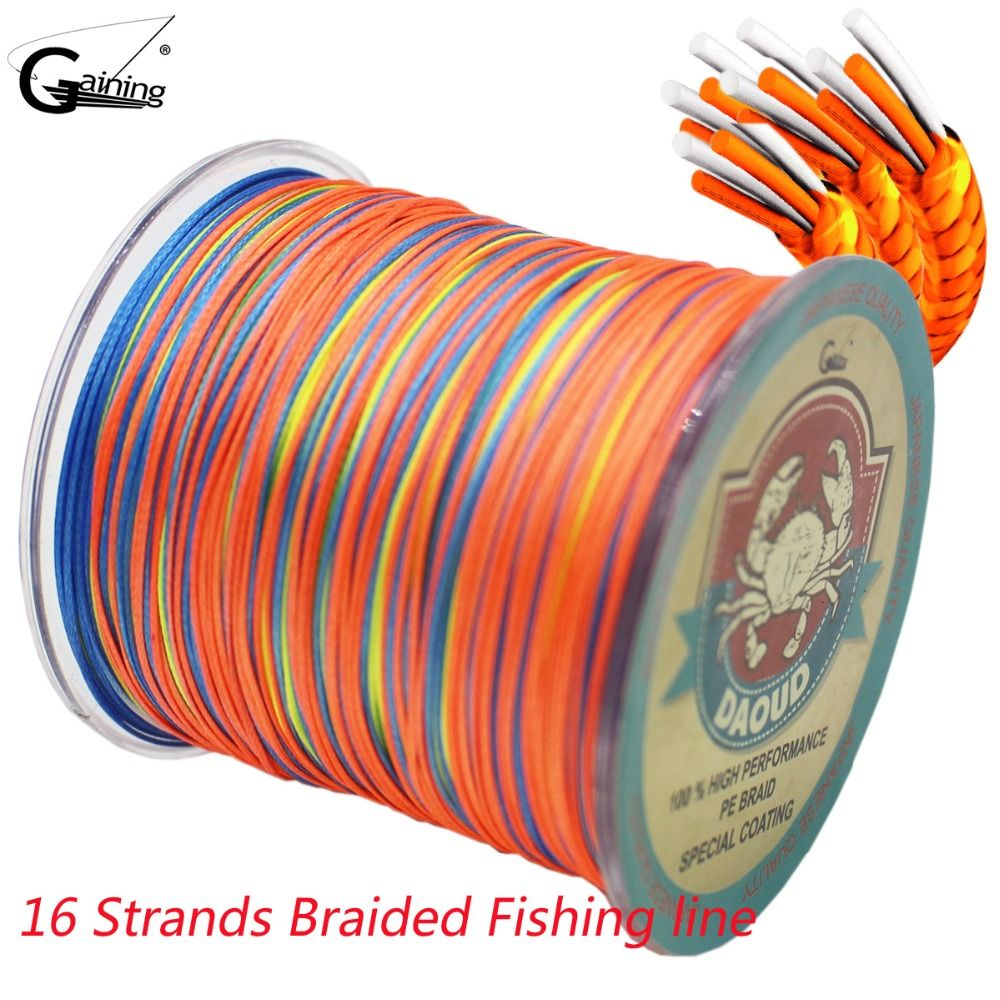 Find More Underwear Information about Gaining Braided Fishing Line ...