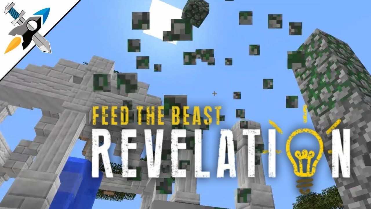 FTB Revelation - Setting up with Tinkers Construct (E2