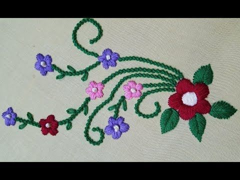 Hand Embroidery Designs How To Transfer Embroidery Designs To