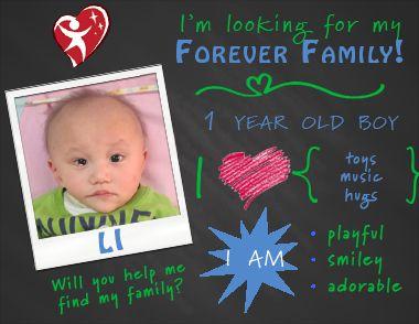 Waiting child profile details - CCAI China, Bulgaria, Ukraine, Latvia and Haiti Adoption Services