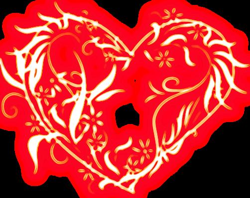 Corazones Con Efectos Para San Valentin Png Disenos De Unas Corazones Png