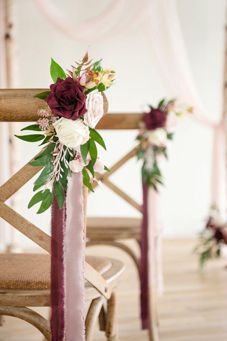 Bun beads renaissance ivory purple and plum set of 6